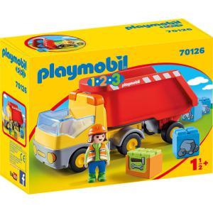 Playmobil - 70126 - Camion benne (462530)