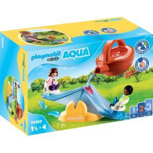 Playmobil - 70269 - Balançoire aquatique avec arrosoir (462684)