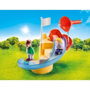 Playmobil - 70270 - Toboggan aquatique (462686)