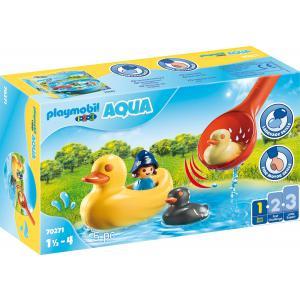 Playmobil - 70271 - Famille de canards et enfant (462688)