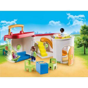 Playmobil - 70399 - Garderie transportable (462828)