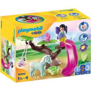 Playmobil - 70400 - Aire de jeux enchantée (462830)