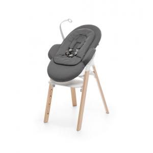Stokke - 540304 - Newborn set chaise Steps Deep grey (463354)