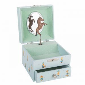 Trousselier - S20071 - Boite à Musique Cube Mémoire d'Enfance - Jeanne Lagarde (463500)