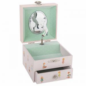 Trousselier - S20072 - Boite à Musique Cube Mémoire d'Enfance - Jeanne Lagarde (463502)