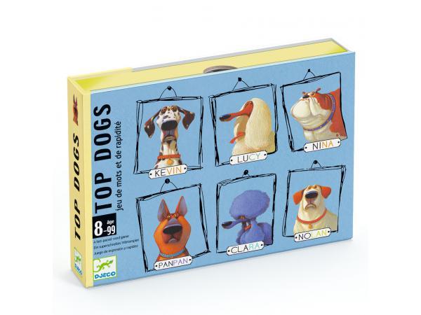 Jeux de cartes top dogs