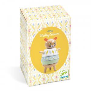 Djeco - DJ06131 - Baby blanc BabySouri (463866)