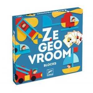 Djeco - DJ06436 - Construction gallery Ze Geovroom (463886)