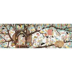 Djeco - DJ07641 - Puzzles Gallery Tree house - 200 pcs (463966)