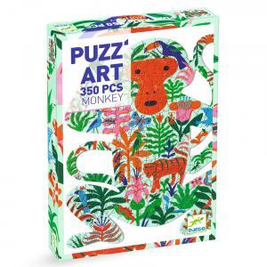 Djeco - DJ07657 - Puzz'Art Monkey - 350 pcs (463974)
