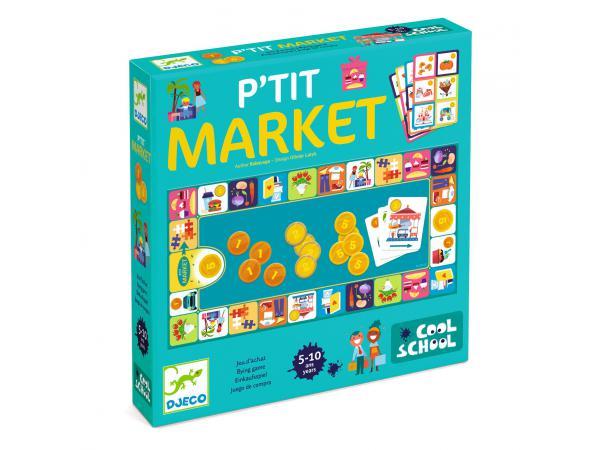 Jeux p'tit market