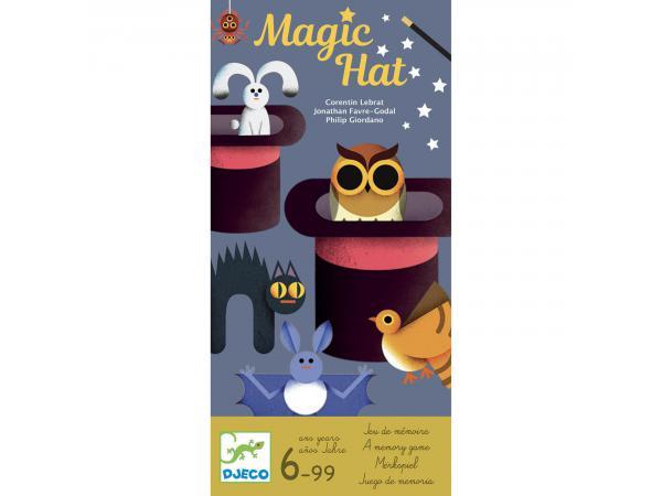 Jeux magic hat