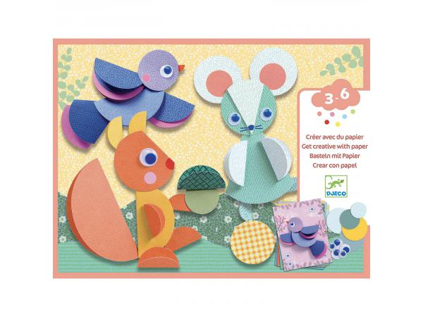 Stickers des petits ronds et ronds