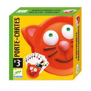 Djeco - DJ05997 - Jeux de cartes -  Porte cartes * (46468)