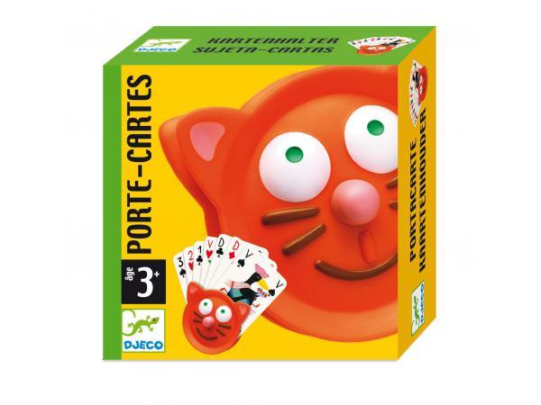 Jeux de cartes - porte cartes *