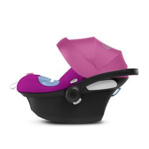 Cybex - 521001243 - Coque ATON M I-Size Magnolia Pink 2021 (464342)