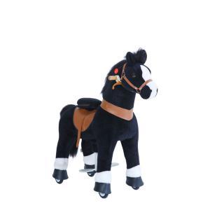 Ponycycle - Ux326 - Ponycycle Cheval à monter petit modèle sonore avec frein 69x33x79 cm - Age 3-5 ans (464858)