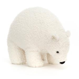 Jellycat - WST2PB - Peluche Wistful ours polaire - Medium (465716)