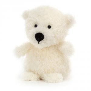Jellycat - L3PB - Peluche ours polaire - Petit (465748)