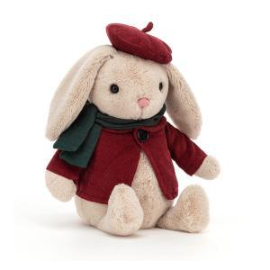 Jellycat - D2BN - Peluche lapin à la Dickens (465758)