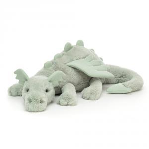 Jellycat - SAGE1DD - Peluche dragon Sage - Huge (465772)