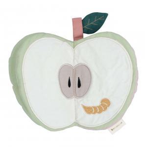 Fabelab - 2006238159 - Fabric Book - Green Apple (466968)