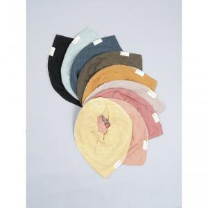 Fabelab - 2006238229 - Set de 3 bavoirs bandana en coton rose pastel (467056)