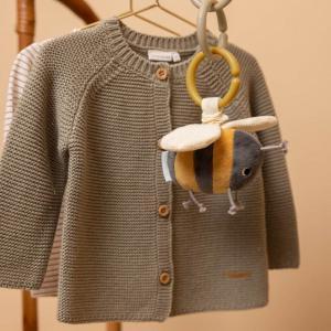Little-dutch - LD8513 - Peluche vibrante abeille (468806)