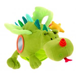 Lilliputiens - 87335 - Jouet d'activités Walter acti-dragon (46953)