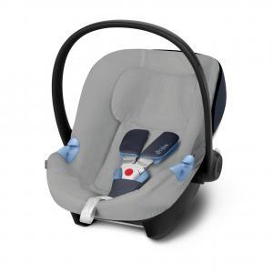 Cybex - 521002075 - Housse de protection siège-auto ATON M Grise (469660)
