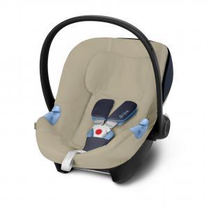 Cybex - 521002077 - Housse de protection siège-auto ATON M Beige (469662)