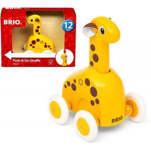 Brio - 30229 - Girafe Push & Go (469812)