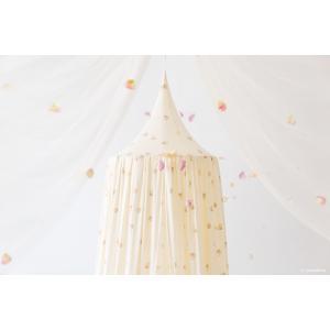 Nobodinoz - D19CANOPYAMOUR/031 - Ciel de lit Amour Blossom (470320)