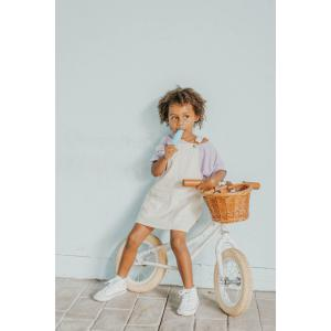 Banwood - BW-F1-MAREST-ALLEGRA-WHITE - Draisienne Banwood - Edition Marest - Blanc (470662)