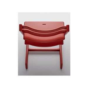 Stokke - BU412 - Pack chaise haute TRIPP TRAPP Rouge chaud avec Baby set et tablette (470858)
