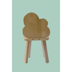 Boogy Woody - CLCHWO - Chaise nuage bois hêtre naturel (471100)