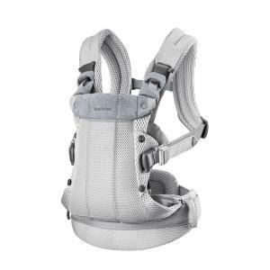 Babybjorn - 688004 - Pack Porte-bébé Harmony Argent avec bavoir (471124)