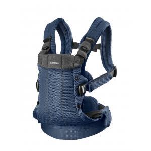Babybjorn - 688008 - Pack Porte-bébé Harmony Bleu Marine avec bavoir (471126)