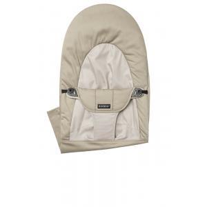 Babybjorn - 010026 - Housse pour Transat Balance Soft, Khaki - Beige, Coton (471132)