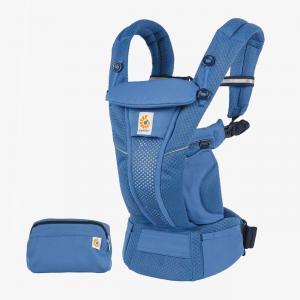 Ergobaby - BCZ360PSAPBLU - Porte-bébé OMNI BREEZE bleu saphir (471410)