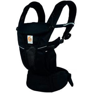 Ergobaby - BCZ360PONYX - Porte-bébé OMNI BREEZE noir onyx (471416)