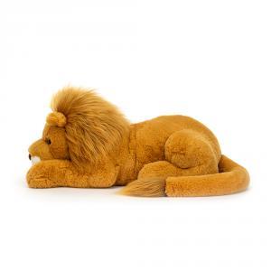Jellycat - LOU1H - Peluche Louie lion - Huge (471530)