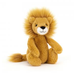 Jellycat - BASS6LION - Peluche lion Bashful - Petit (471564)