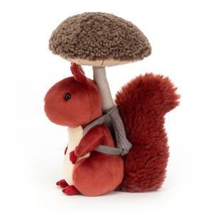 Jellycat - FNG2S - Fungi Forager Squirrel (471706)