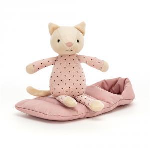 Jellycat - SBS6C - Snuggler Cat (471710)