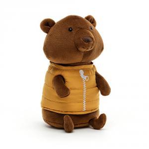 Jellycat - CAMP3B - Campfire Critter Bear (471718)