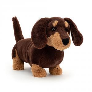 Jellycat - OT3SD - Peluche chien saucisse Otto (471778)