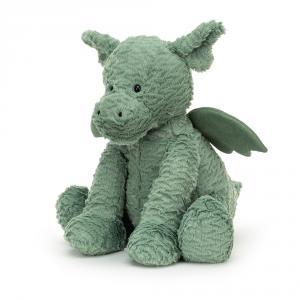 Jellycat - FWH1DR - Peluche dragon Fuddlewuddle - Huge (471794)