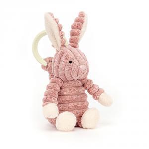 Jellycat - SRJ4BN - Cordy Roy Baby Bunny Jitter (471832)