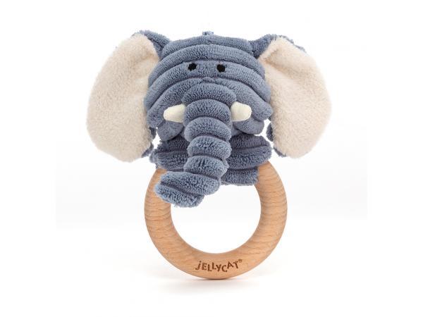 Anneau de dentition bébé éléphant cordy roy